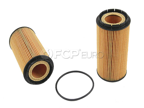 Audi Oil Filter Kit - Hengst 07C115562E