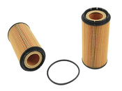 Audi VW Oil Filter Kit - Hengst 07C115562E