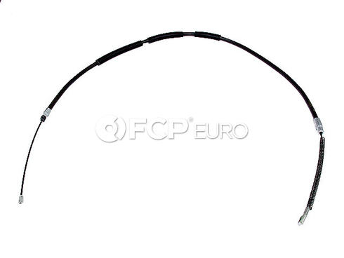 VW Parking Brake Cable (Vanagon) - Gemo 251609701C