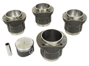 VW Piston Set - Mahle 31119806990S