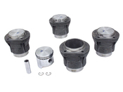 VW Piston Set - Mahle 311198069F