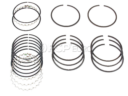VW Piston Ring Set (Beetle Campmobile Transporter)- Grant 311198169A