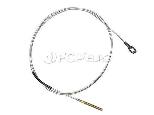 VW Clutch Cable (Fastback Squareback) - Cofle 311721335A