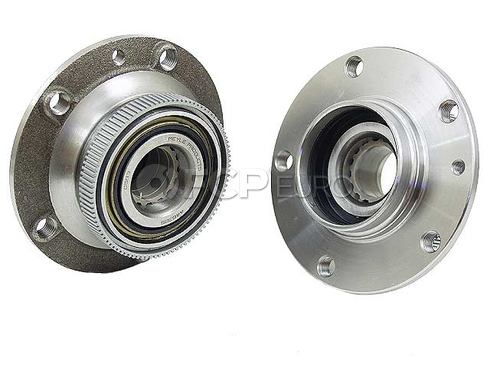 BMW Wheel Hub Assembly Front - Meyle 31211131298