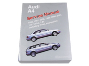 Audi Repair Manual (A4) - Bentley A401