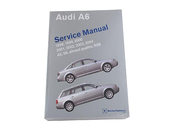 Audi Repair Manual - Bentley A604