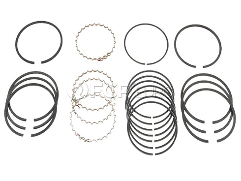 VW Piston Ring Set (Transporter Beetle Karmann Ghia) - Grant 315198163A