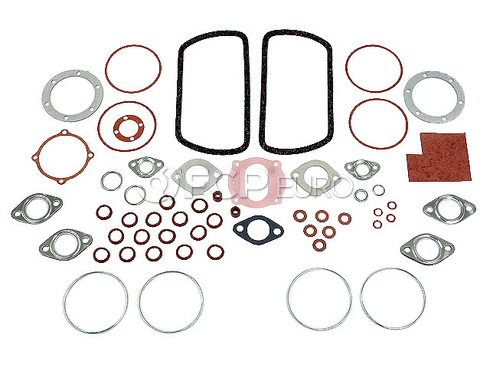 VW Full Gasket Set (Beetle Karmann Ghia Transporter) - Sabo 111198003ABR