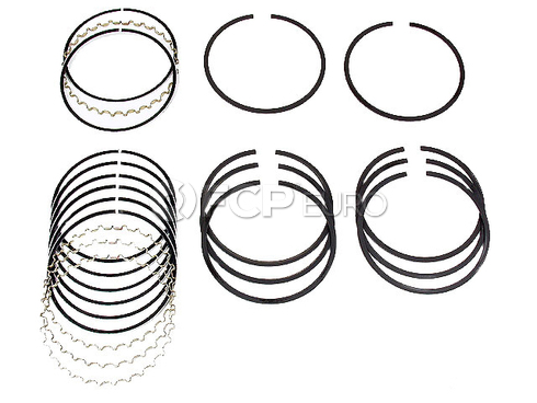 VW Piston Ring Set (Transporter Beetle Karmann Ghia) - Grant 11119815783JP