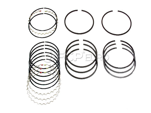 VW Piston Ring Set (Beetle Karmann Ghia) - Grant 111198157B