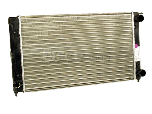 VW Radiator (Golf Jetta Rabbit) - Nissens 321121253AL