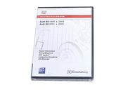 Audi CD-ROM Repair Manual (A8 Quattro A8 S8) - Bentley AU8058005