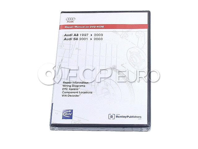 2001 Audi A8l Wiring Diagram
