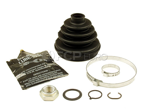 Audi VW CV Joint Boot Kit - Rein 321498203A