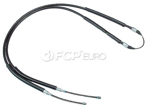 VW Parking Brake Cable (Quantum) - Cofle 321609721C