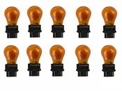 Audi VW Parking Light Bulb - 10 Osram 3357NA bulbs