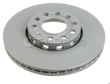Audi VW Brake Disc (100 A4 A6 Passat) - Zimmermann 8E0615301Q