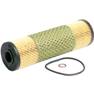 Mercedes Engine Oil Filter Kit (W140 W129) - Hengst 1201800009