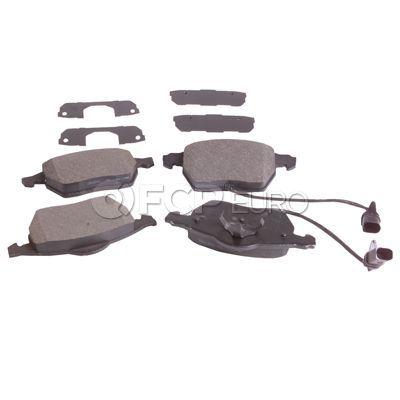 Audi VW Brake Pad Set - Textar 4B0698151AF