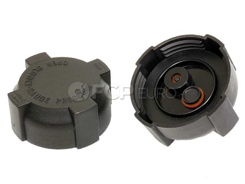 Land Rover Engine Coolant Recovery Tank Cap (Defender 110 Discovery Range Rover) - Allmakes NTC7161