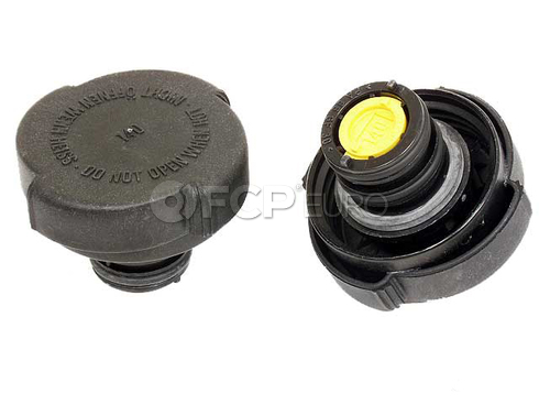 Land Rover Engine Coolant Recovery Tank Cap (Discovery Range Rover) - Eurospare PCD000070