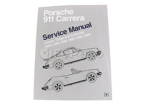 Porsche Repair Manual (911) - Bentley P989