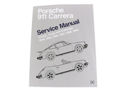 Porsche Repair Manual - Bentley P989