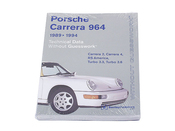 Porsche Bentley Technical Data Handbook (911 Carrera) - Bentley PC94