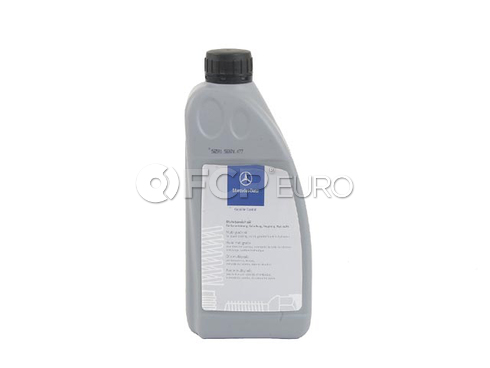 Mercedes Power Steering Fluid - Genuine Mercedes Q1320001