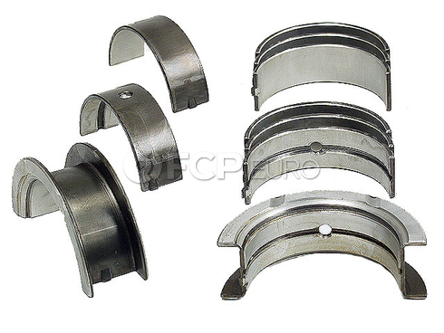 Land Rover Engine Crankshaft Main Bearing Set (Range Rover Defender 90 Discovery) - Payen RTC1718