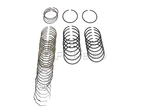 Land Rover Engine Piston Ring Set (Range Rover) - Deves RTC240820