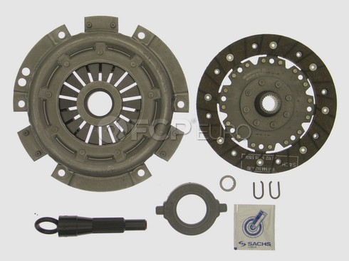 Porsche VW Clutch Kit (356 Beetle Karmann Ghia Transporter) - Sachs KF182-01