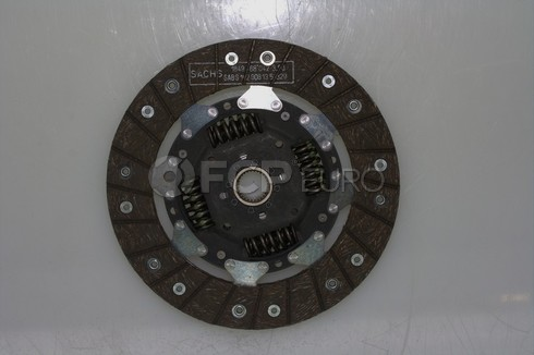 VW Clutch Friction Disc (Scirocco Golf Jetta Cabrio) - Sachs SD80030