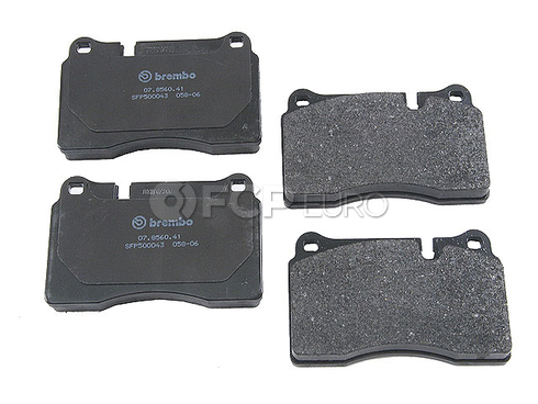 Land Rover Disc Brake Pad (Range Rover Range Rover Sport) - Genuine Rover SFP500070