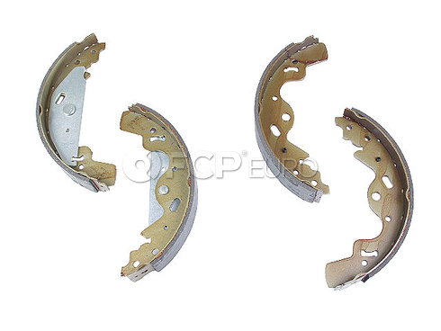 Land Rover Drum Brake Shoe (Freelander) - Mintex SFS000030