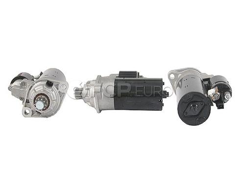 Audi VW Starter Motor (TT TT Quattro Golf GTI Jetta) - Bosch SR0433X