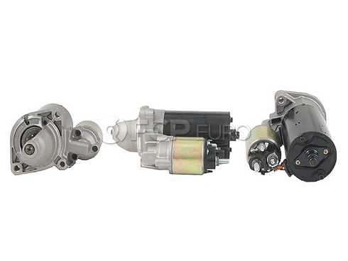 BMW Remanufactured Starter Motor (E53) - Bosch SR0474X