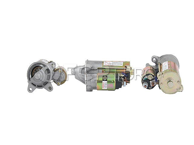 Jaguar Starter Motor - Bosch C2C37198