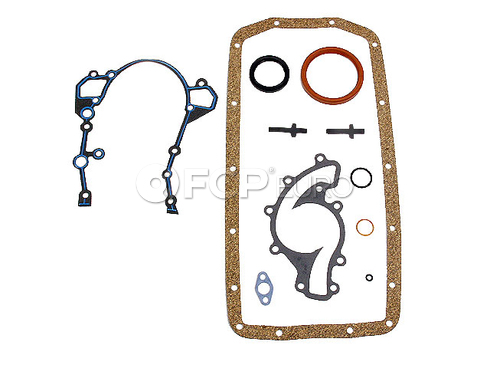 Land Rover Engine Short Block Gasket Set (Discovery Range Rover) - Eurospare STC2823