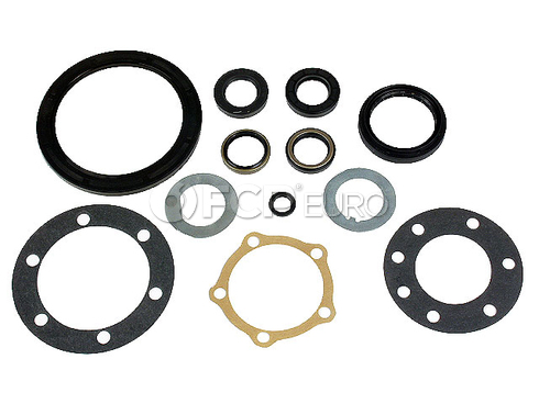 Land Rover Steering Swivel Pin Housing Seal Kit (Defender 90 Discovery Range Rover) - Eurospare STC3321