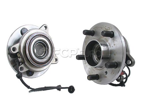 Land Rover Axle Bearing and Hub Assembly (Discovery) - Eurospare TAY100050