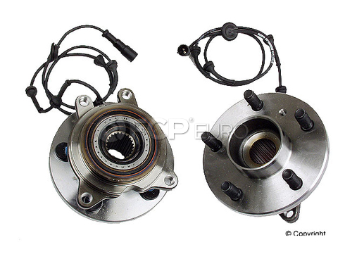 Land Rover Axle Bearing and Hub Assembly (Discovery) - Eurospare TAY100060