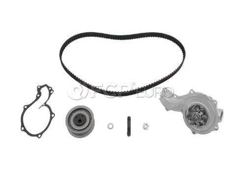 VW Timing Belt Kit with Water Pump - Contitech TB262LK1
