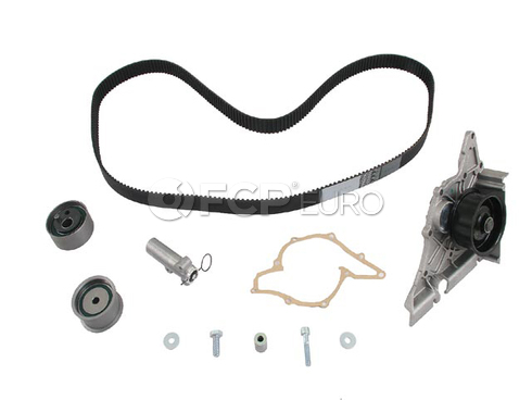 Audi VW Timing Belt Kit with Water Pump - Contitech TB297LK1