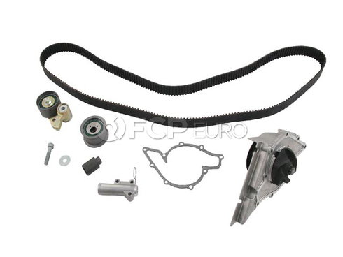 Audi VW Timing Belt Kit with Water Pump (A6 Quattro A8 Quattro Touareg) - Contitech TB297LK3