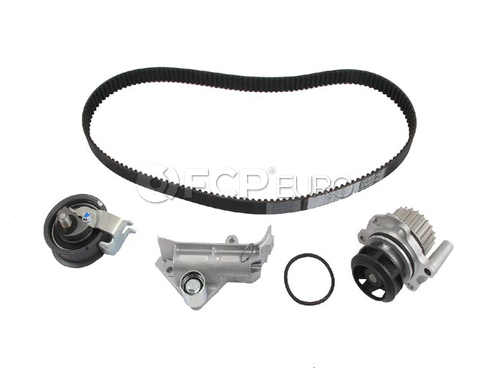 VW Audi Timing Belt Kit with Water Pump - Contitech TB306LK1M