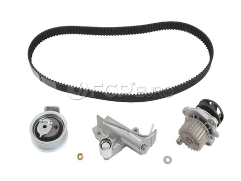 VW Audi Timing Belt Kit with Water Pump (A4 Passat) - Contitech TB306LK2M
