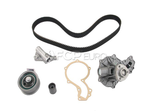 VW Audi Timing Belt Kit with Water Pump - Contitech TB317LK1