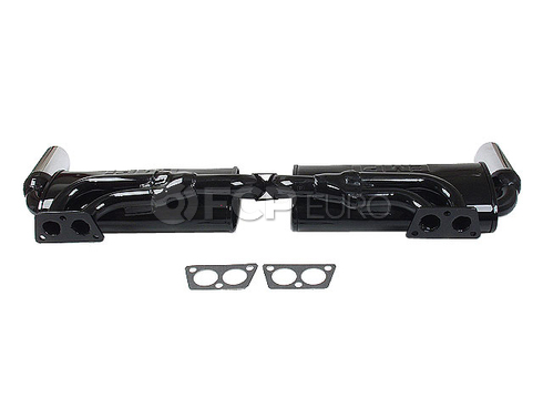 VW Exhaust System Kit (412 Campmobile Transporter) - EMPI VW7801321
