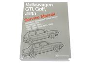 VW Repair Manual - Bentley VG92